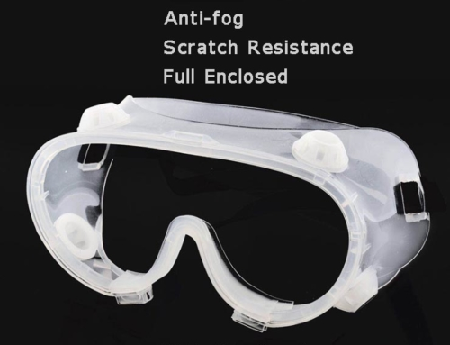 Laserland share its ability to produce Laser Safety Glasses to Medical Protective Goggles