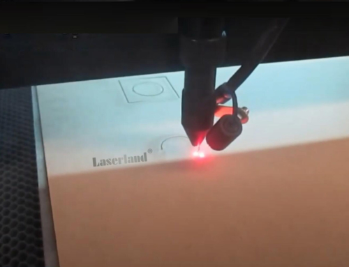 Red Positioning Laser for Alignment of CNC Laser Engraver Cutter Machine